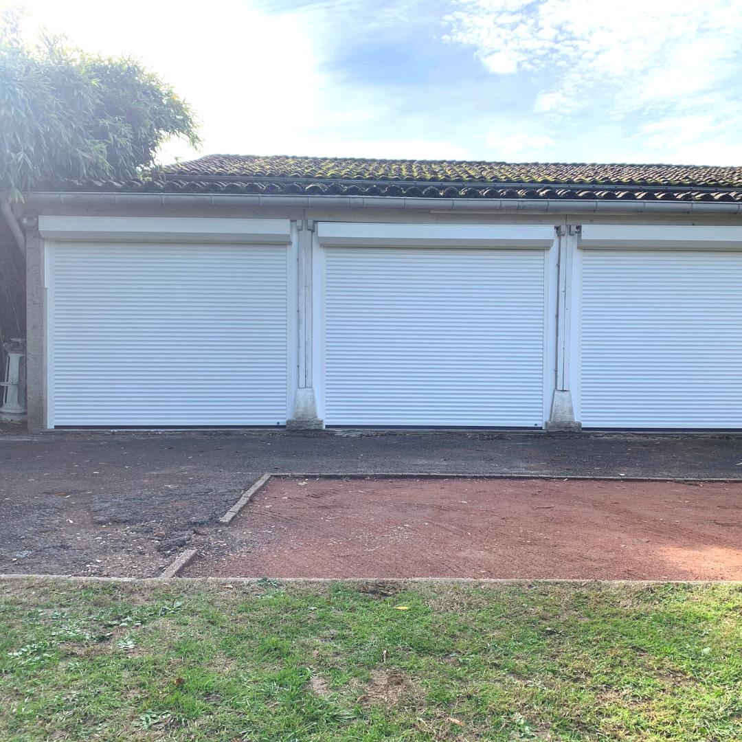 JMH Automatisme - portes de garage - Reyrieux